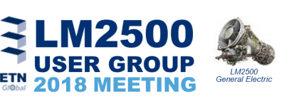 LM2500 User Group meeting 2018