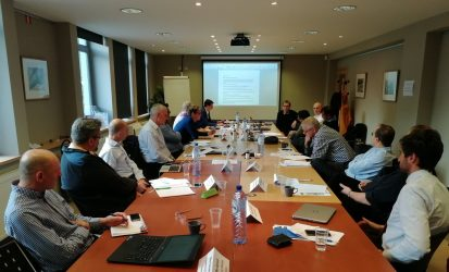 Air Filtration Working Group meeting