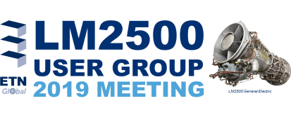 LM2500 User Group Meeting 2019