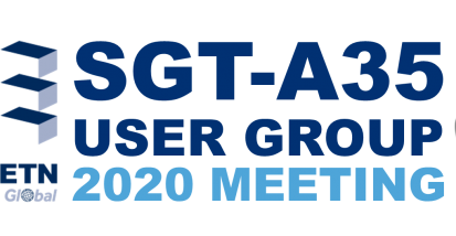 SGT-A35 | RB211 User Group Meeting 2020