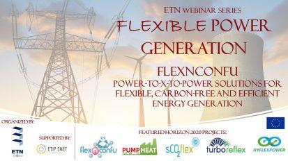 Flexible Power Generation – ETN Webinar Series – 2nd episode