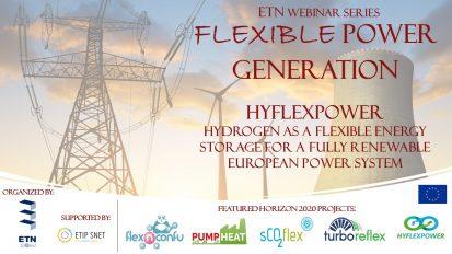 Flexible Power Generation – ETN Webinar Series – 3rd episode