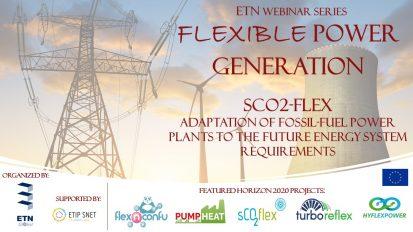 Flexible Power Generation – ETN Webinar Series – 5th episode