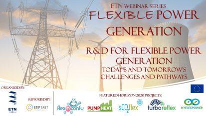 Flexible Power Generation – ETN Webinar Series – final episode