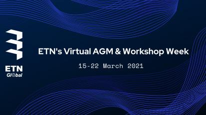 Virtual Annual General Meeting & Workshop Week 2021